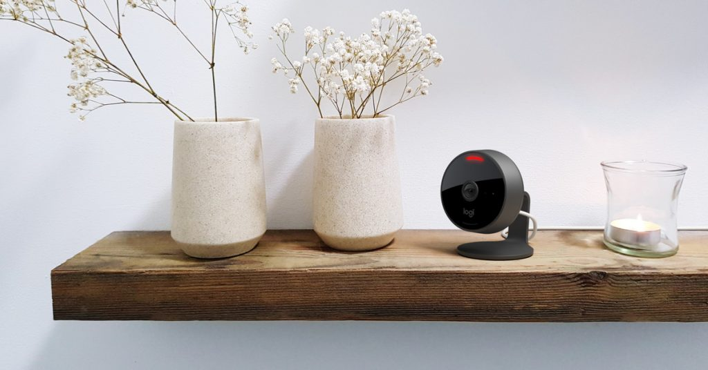 Logitech's new Circle View digital camera comes with built-in privacy controls