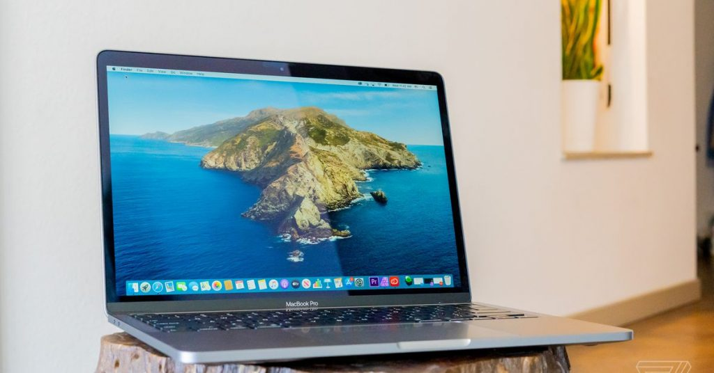 MacBook Professional 13-inch: come for the keyboard, keep for the performance