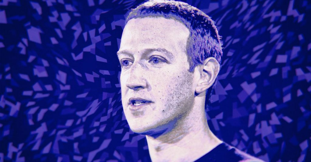 Mark Zuckerberg on taking his huge group of workers far flung