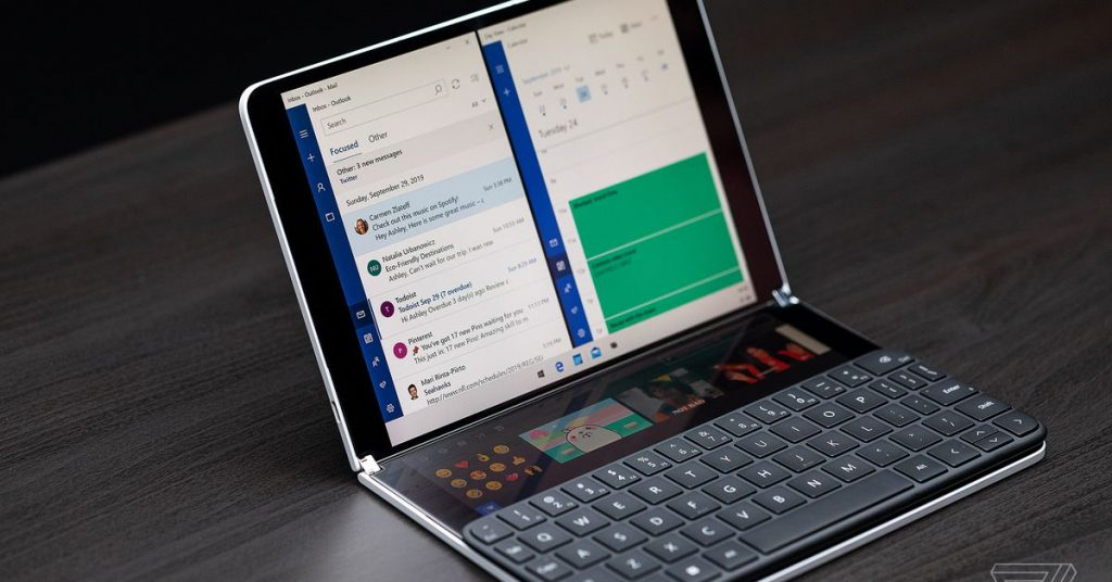 Microsoft confirms Home Windows 10X is coming to laptops amid big jump in Home Windows utilization
