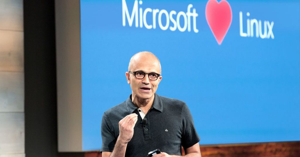 Microsoft: we have been incorrect about open source