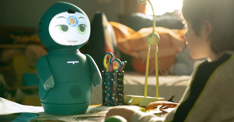 Moxie is a $1,500 robotic for children