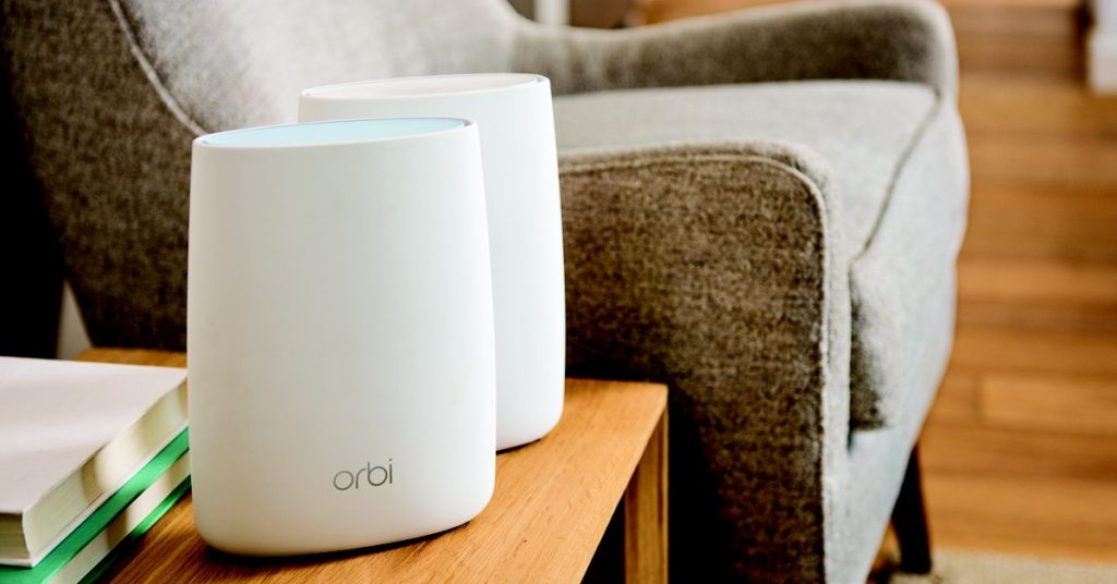 Netgear's Orbi mesh Wi-Fi gadget is $70 off as of late at Easiest Buy