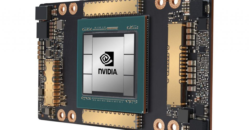 Nvidia's first Ampere GPU is designed for information facilities and AI, not your COMPUTER
