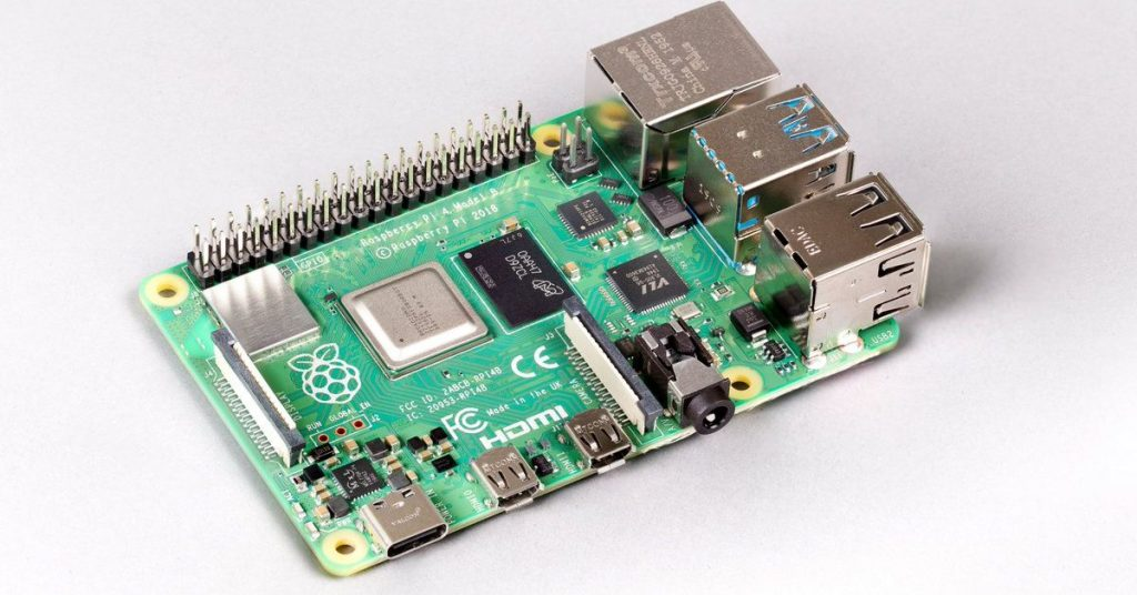 PROBABLY THE MOST robust Raspberry Pi now has 8GB of RAM