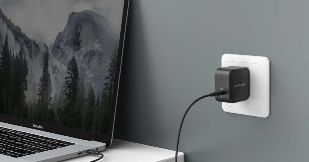 RavPower's 61W USB-C wall charger is cheaper than ever for Verge readers
