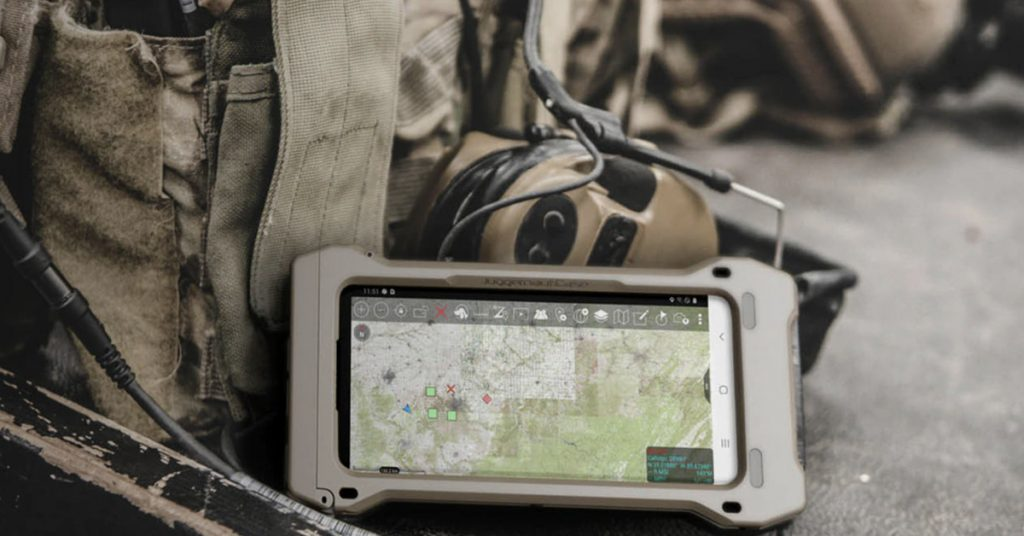 Samsung's Galaxy S20 Tactical Model attire up its flagship for the military