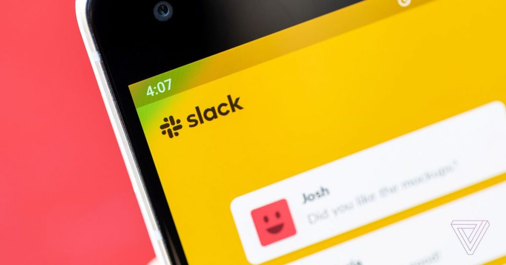 Slack is trying out a tremendous remodel of its Android app with new navigation bar