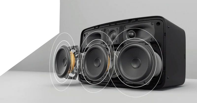 Sonos Play:5 successor and new Sonos Sub seem in alleged leaked photographs