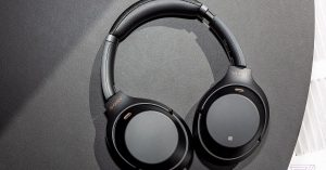 Sony's 1000XM3-collection headphones are deeply discounted at Back Market