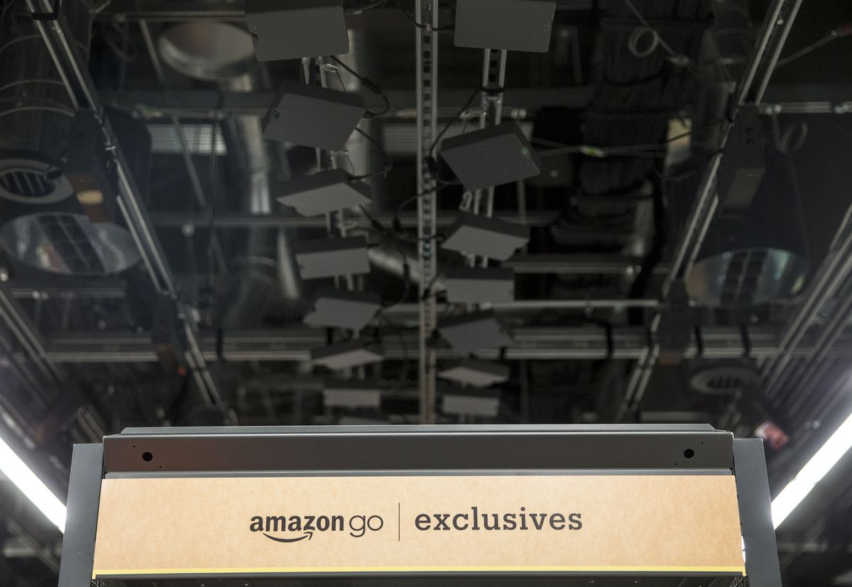 Amazon Opens First Cashierless Convenience Store In Seattle