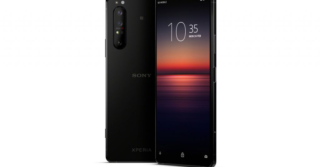 Sony's Xperia 1 II ships within the US on July 24th for $1,199
