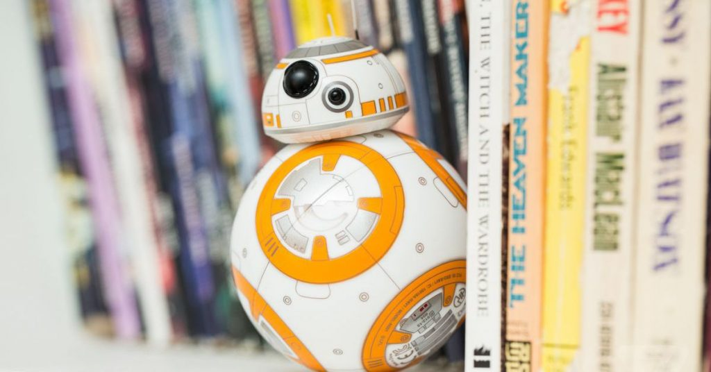 Sphero, makers of Disney's BB-8 toy, spins off new robotics startup for police and military clients