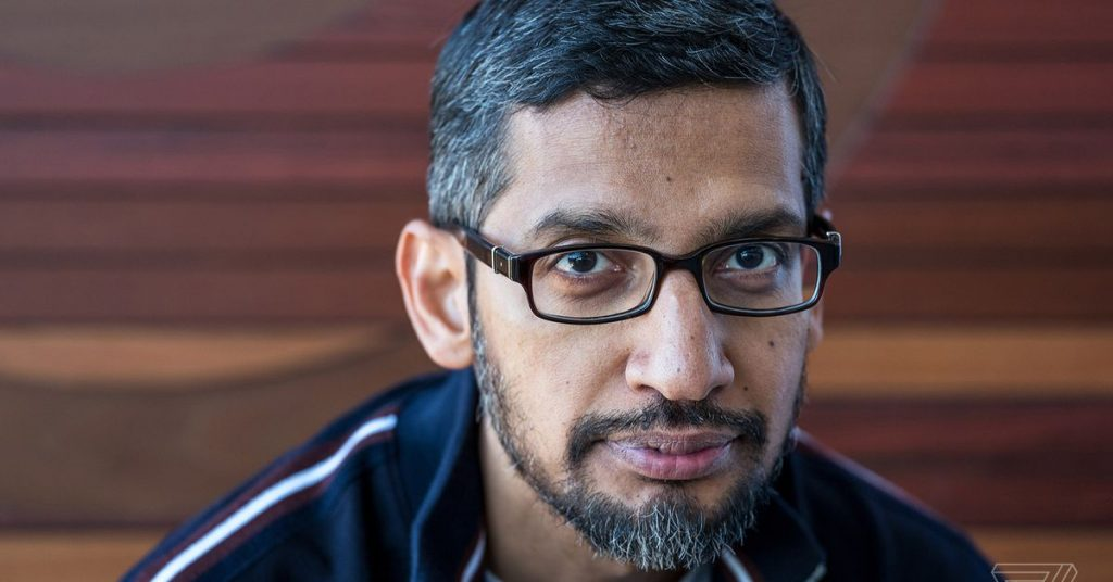 """Sundar Pichai says Google has """"more instruments invested in diversity"""" than ever after reviews of cut coaching techniques"""