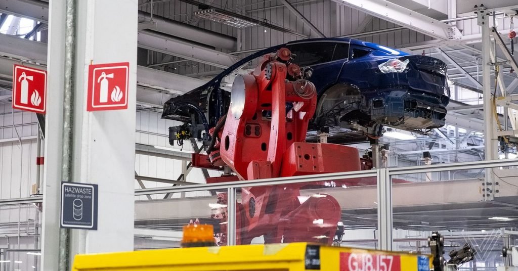 Tesla plans to partly reopen Fremont manufacturing unit on Friday