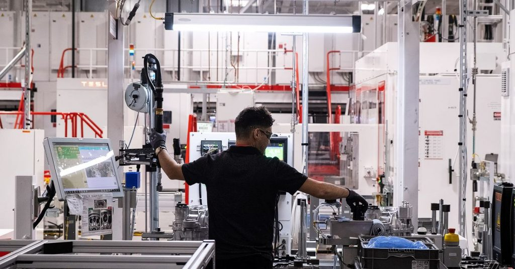 Tesla reopens Nevada Gigafactory after bringing California automobile plant again on-line