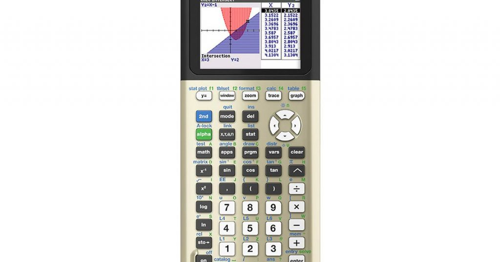 Texas Instruments angers hobbyists with limits to calculator programming fortify