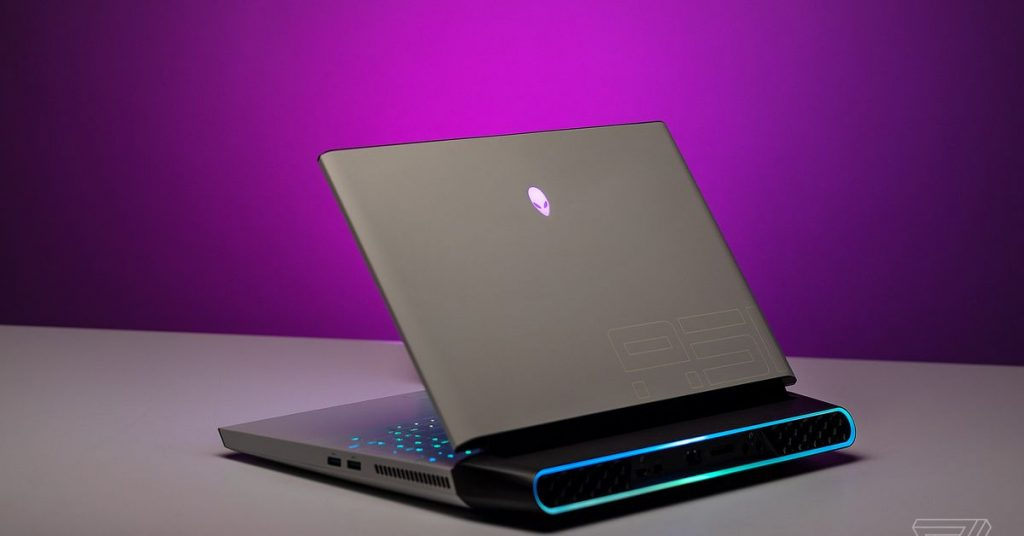 The Alienware Space-51m's upgradable dream has failed in barely 365 days