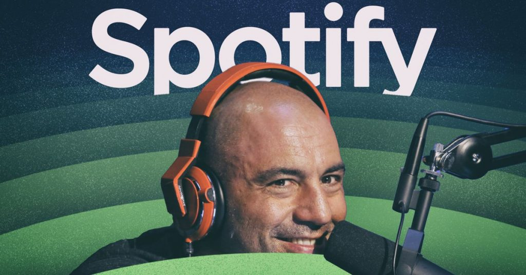 The podcasting world is now Spotify versus everybody else