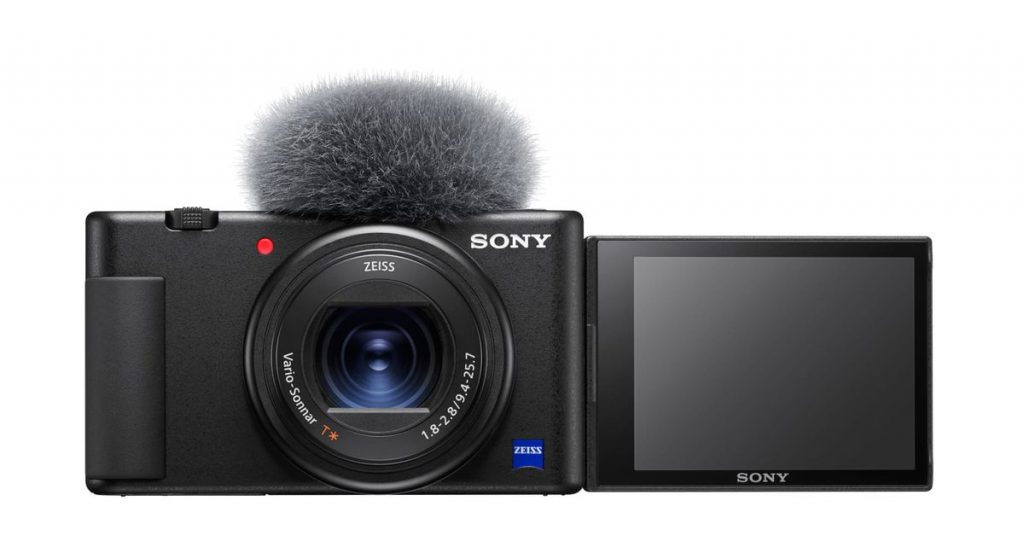 The Sony ZV-1 is a tiny vlogging powerhouse