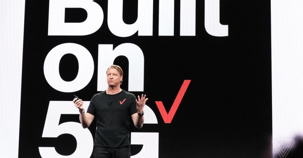 Verizon switches on 5G uploads in all 5G markets