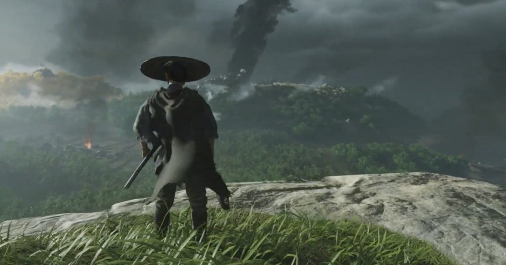 Watch 18 minutes of new Ghost of Tsushima gameplay photos