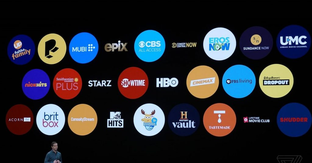 You Can not subscribe to HBO via Apple TELEVISION Channels