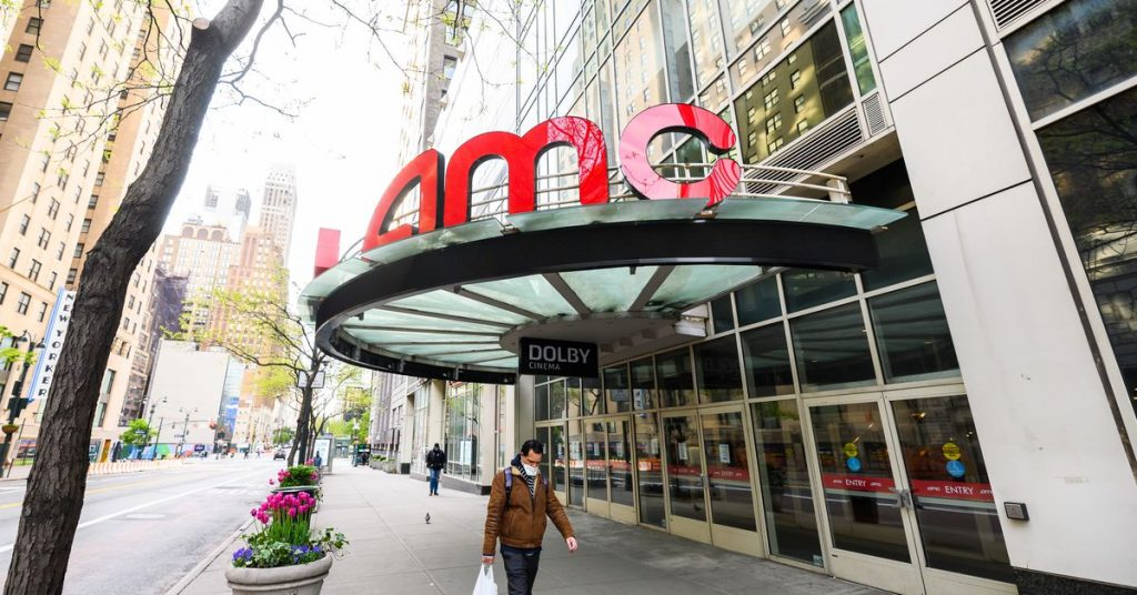 AMC wants to reopen cinemas in July but it's not clear audiences are ready