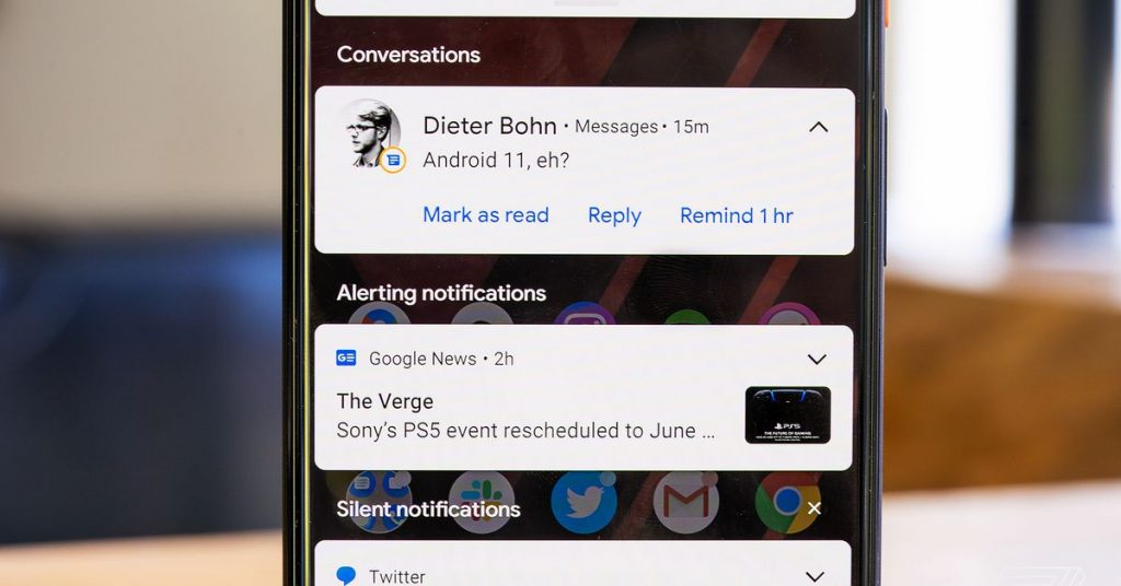 Android 11 may be the best texting platform if you use multiple chat apps