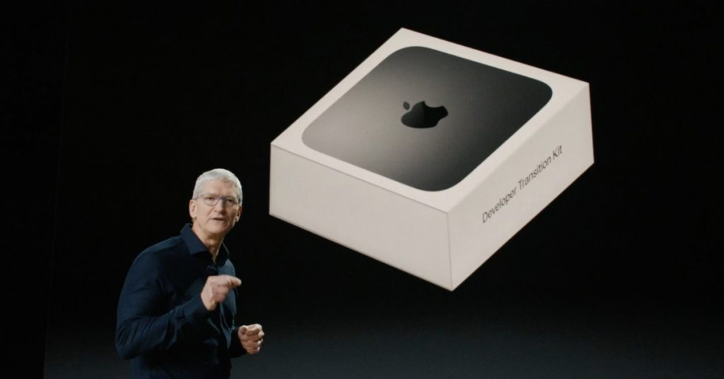 Apple announces Mac mini powered by its own chips for developers
