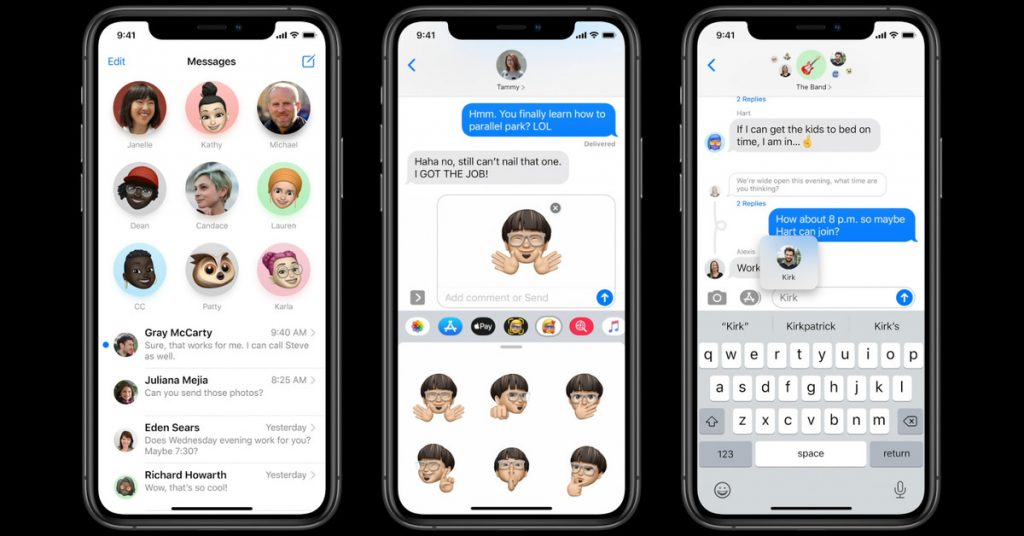 Apple Messages is getting better support for groups in iOS 14