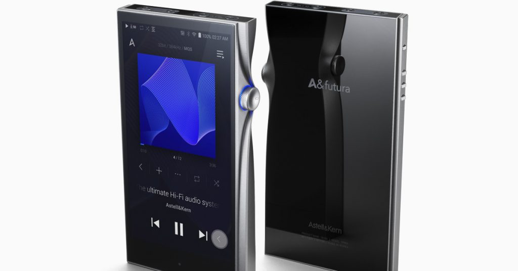 Astell & Kern's $1,799 music player lets you switch between DACs