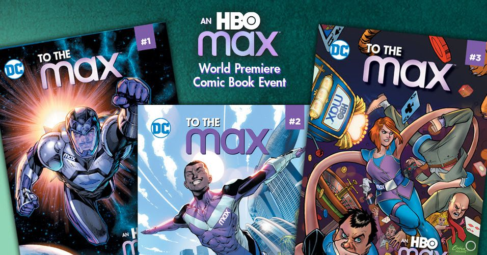 AT&T turned HBO Max into a superhero with a comic book