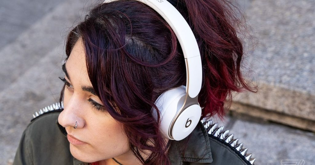 Beats Solo Pro noise-canceling headphones are $70 off for the first time