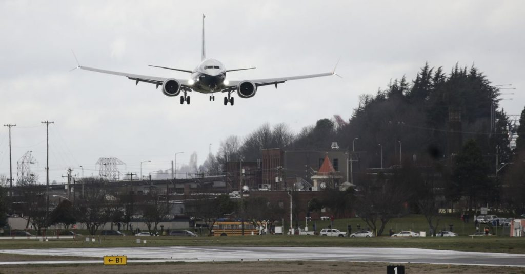 Boeing and FAA start first test flights of 737 Max since deadly crashes