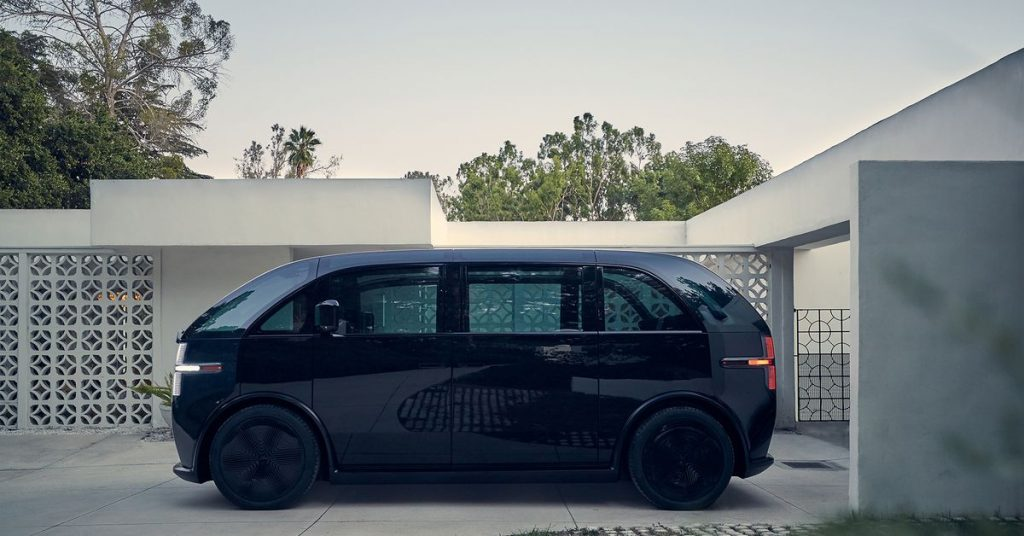 Canoo founder leaves the EV startup ahead of next year's launch
