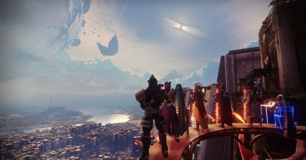 Destiny 2's first Fortnite-style live event was slow and underwhelming, but it's a solid start
