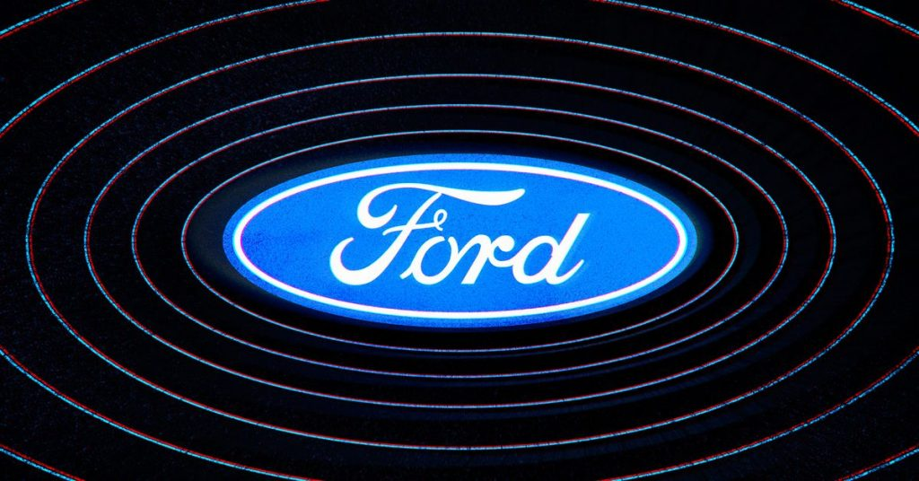 Ford's electric F-150 will go on sale in 2022