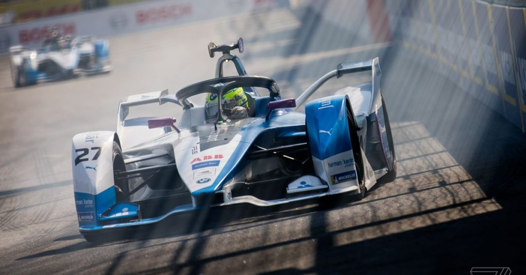 Formula E will finish its season with six races in Berlin