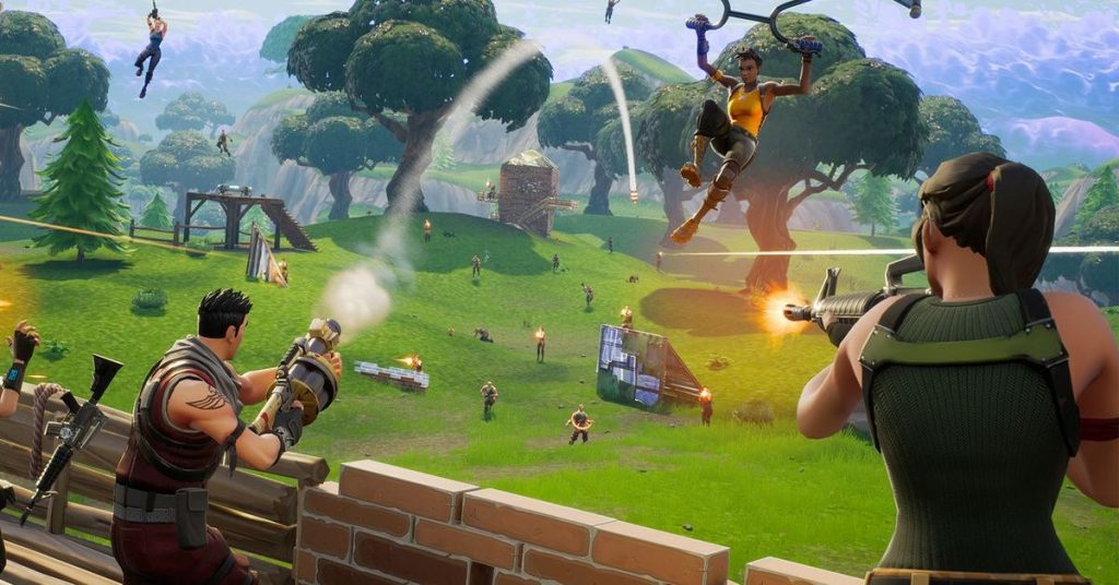 Fortnite finally leaves early access as Epic slows down Save the World development