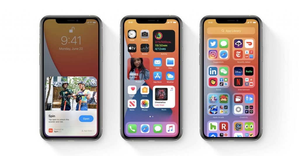 Here are all the devices that can run iOS and iPadOS 14, macOS Big Sur, and watchOS 7