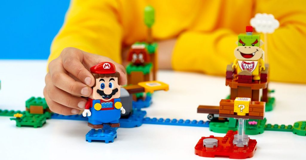 How Lego's Mario sets bring the magic of Nintendo to life
