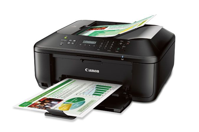 Canon Pixma MX532 inkjet multifunction