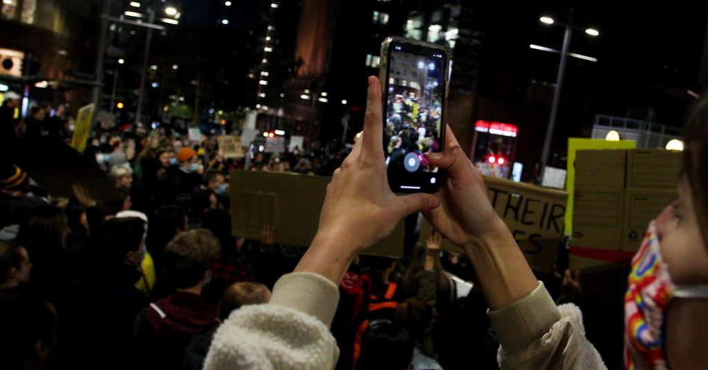 How to secure your phone before attending a protest
