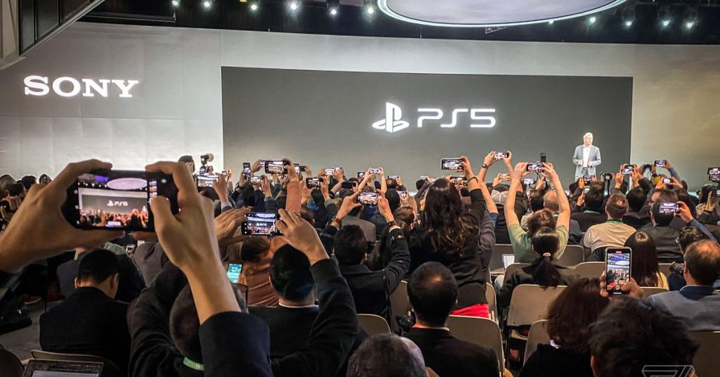 How to watch Sony's PS5 game live stream