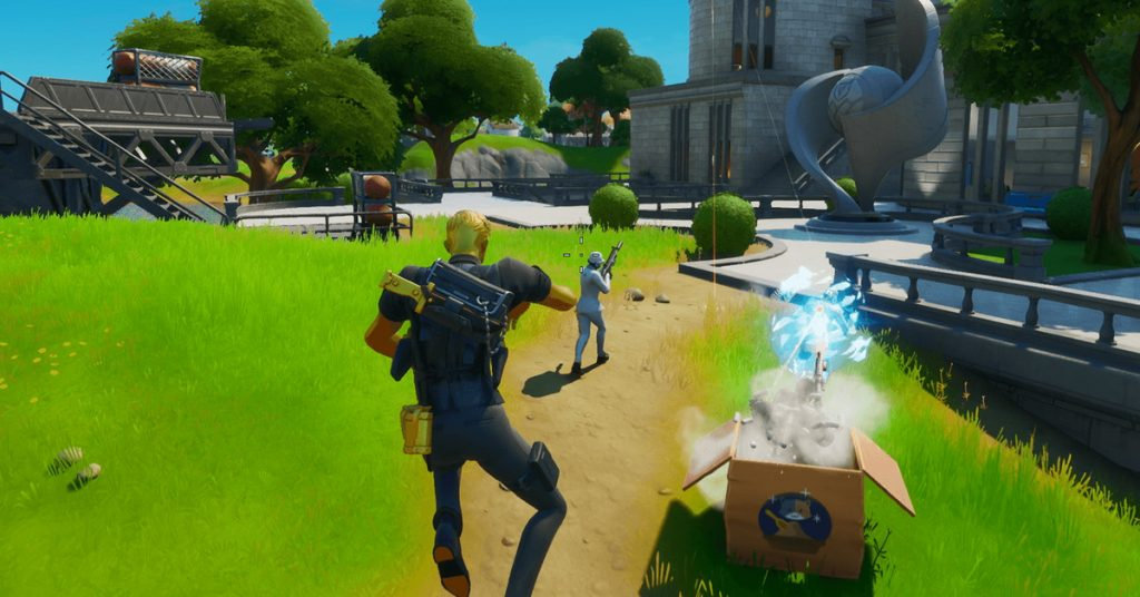 How to watch today's Fortnite event at the Agency