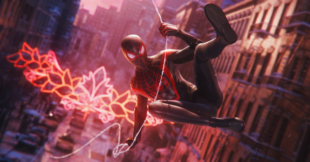 Insomniac says Spider-Man: Miles Morales will be about half the length of the original
