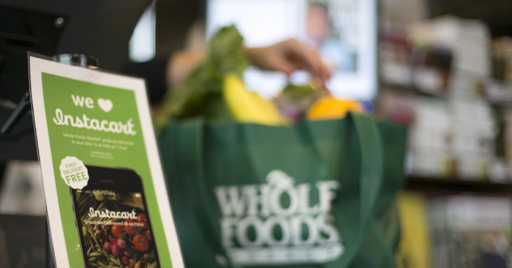 Instacart will expand sick pay to more gig workers