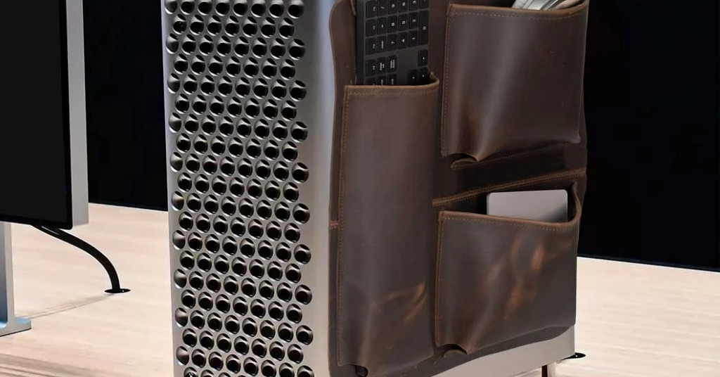 Mac Pro saddlebag brings some Old West flair to your $6,000 computer