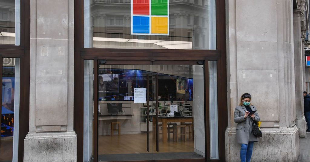 Microsoft Stores remain closed as Apple and Best Buy continue reopening